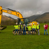 Breaking Ground for Beckside Dairy Development